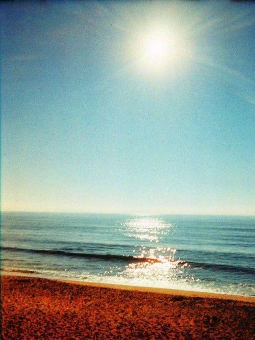 sun-shining-on-beach