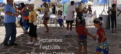 September Festivals & Fun