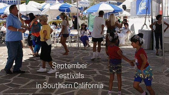 Festivals in Long Beach and surrounding areas