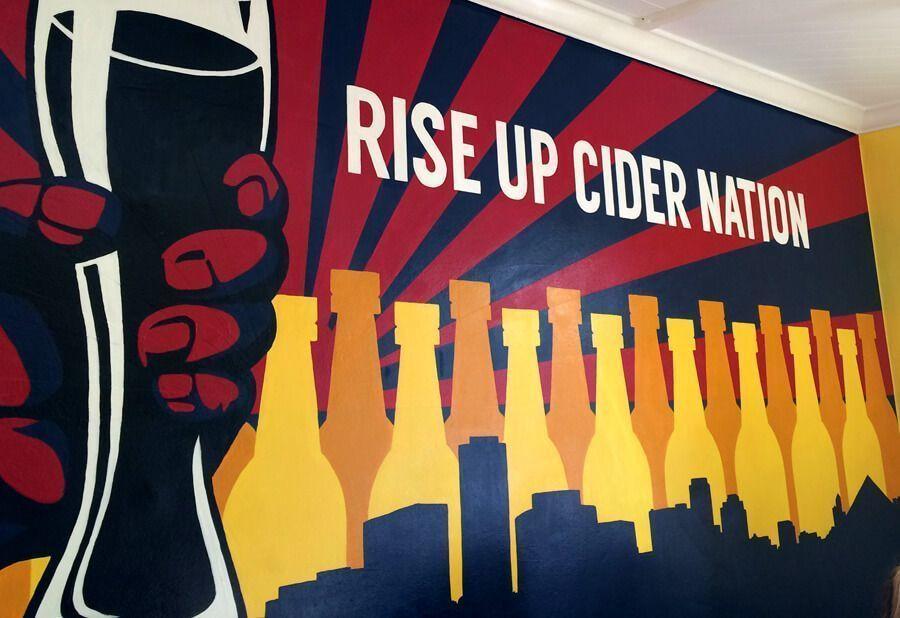 great society cider