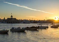 Sunset Newport Beach - Orange County, CA