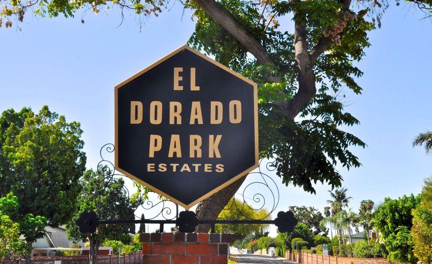 El Dorado Park Estates, Long Beach, CA