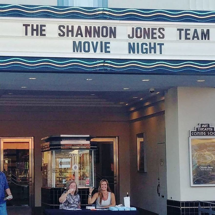 Shannon Jones Movie Night