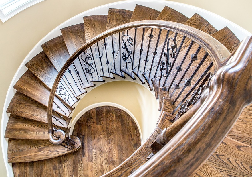 stairs - real estate market