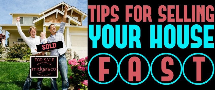 Tips to sell your home faster