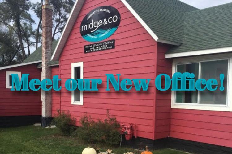 New Midge & Co Office