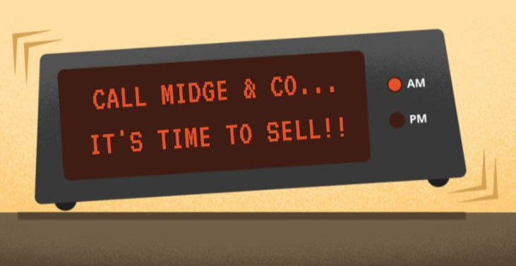 Sell you home with Midge & Co
