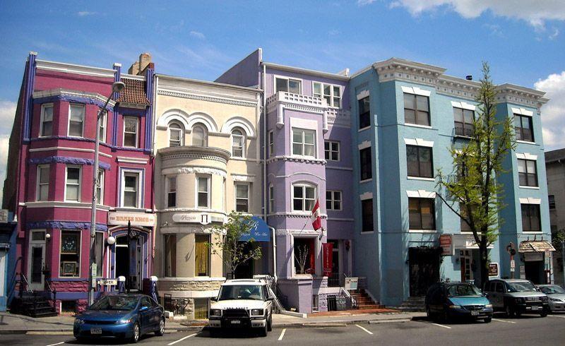 Adams Morgan Washington Dc Real Estate