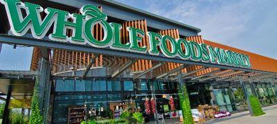 Whole Foods to U Street: Nom Nom.