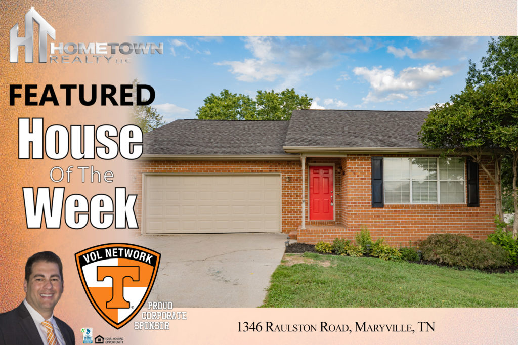 Vol's Featured House of the Week