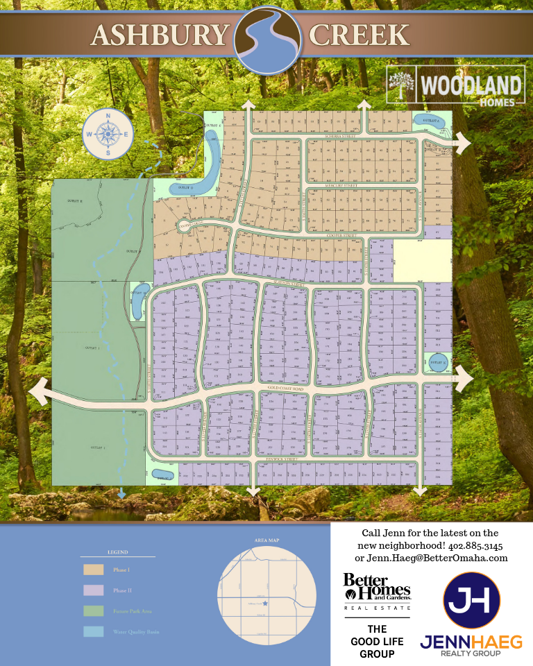 Ashbury Creek - Woodland Homes