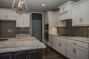 Woodland Homes Omaha - Kitchen - Jenn Haeg