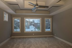 Woodland Homes Omaha - Master Bedroom - Jenn Haeg