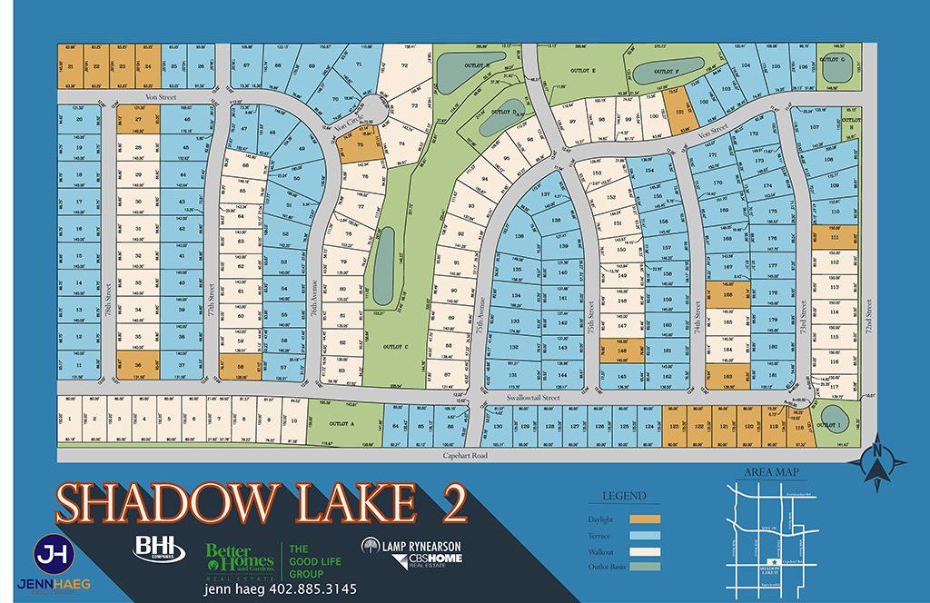 Shadow Lake 2 - Woodland Homes - Jenn Haeg