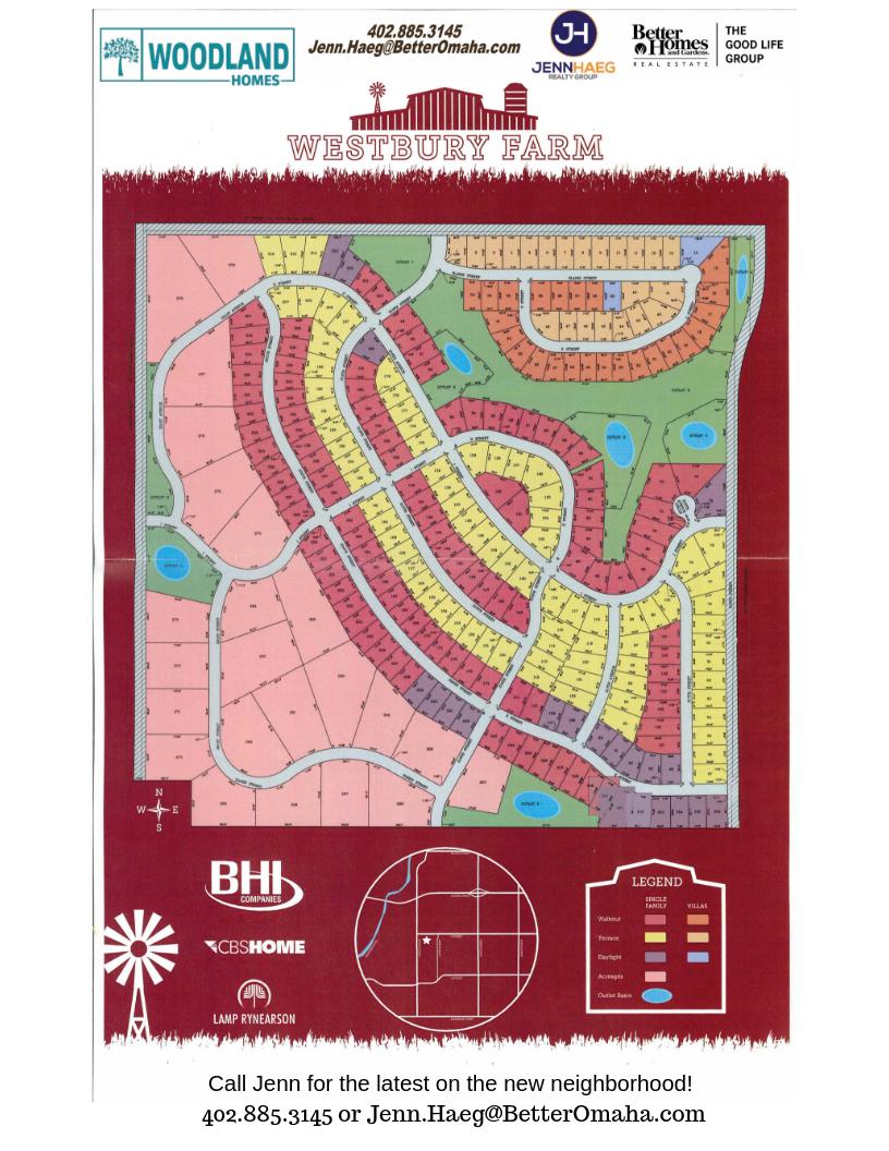 Westbury Farms- Woodland Homes