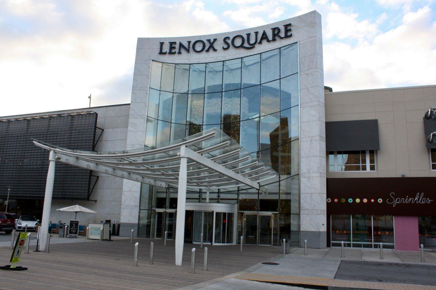Lennox Mall in Buckhead
