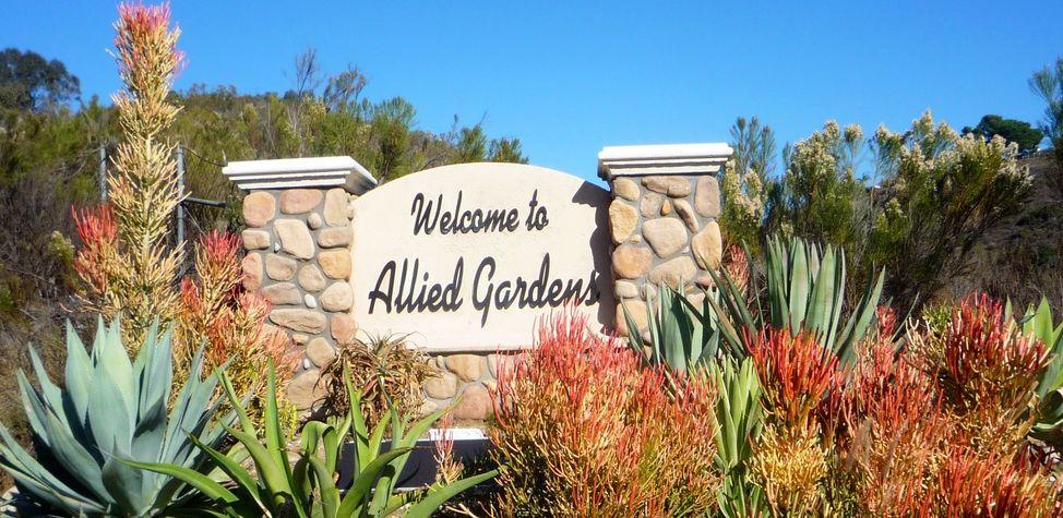 Allied Gardens