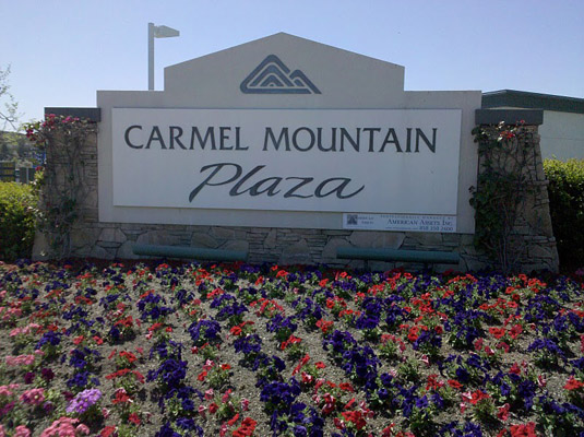 Carmel Mountain