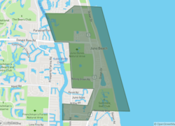 Juno Beach Neighborhoods