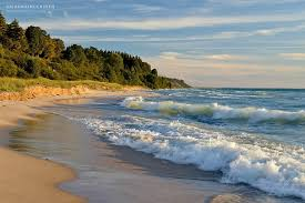 Lake Michigan Beach Manistee