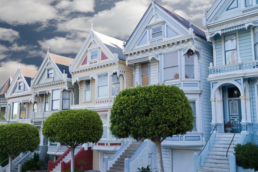 San Francisco Victorian House - Haruko