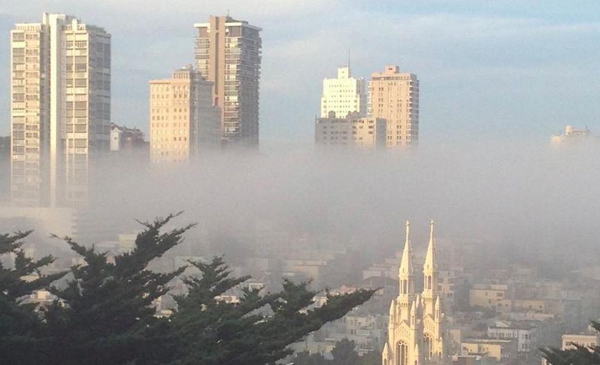 North Beach Russian Hill Fog City