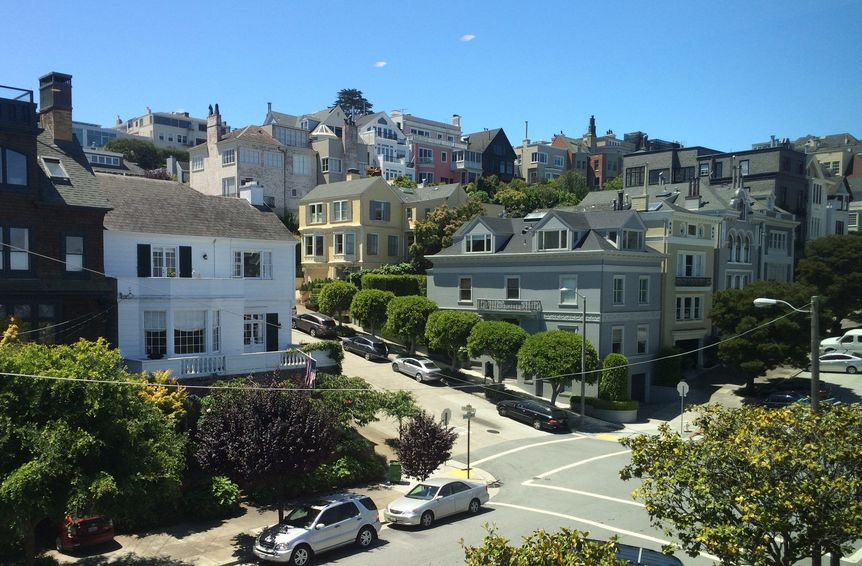 San Francisco Real Estate Long Term Annual Trends