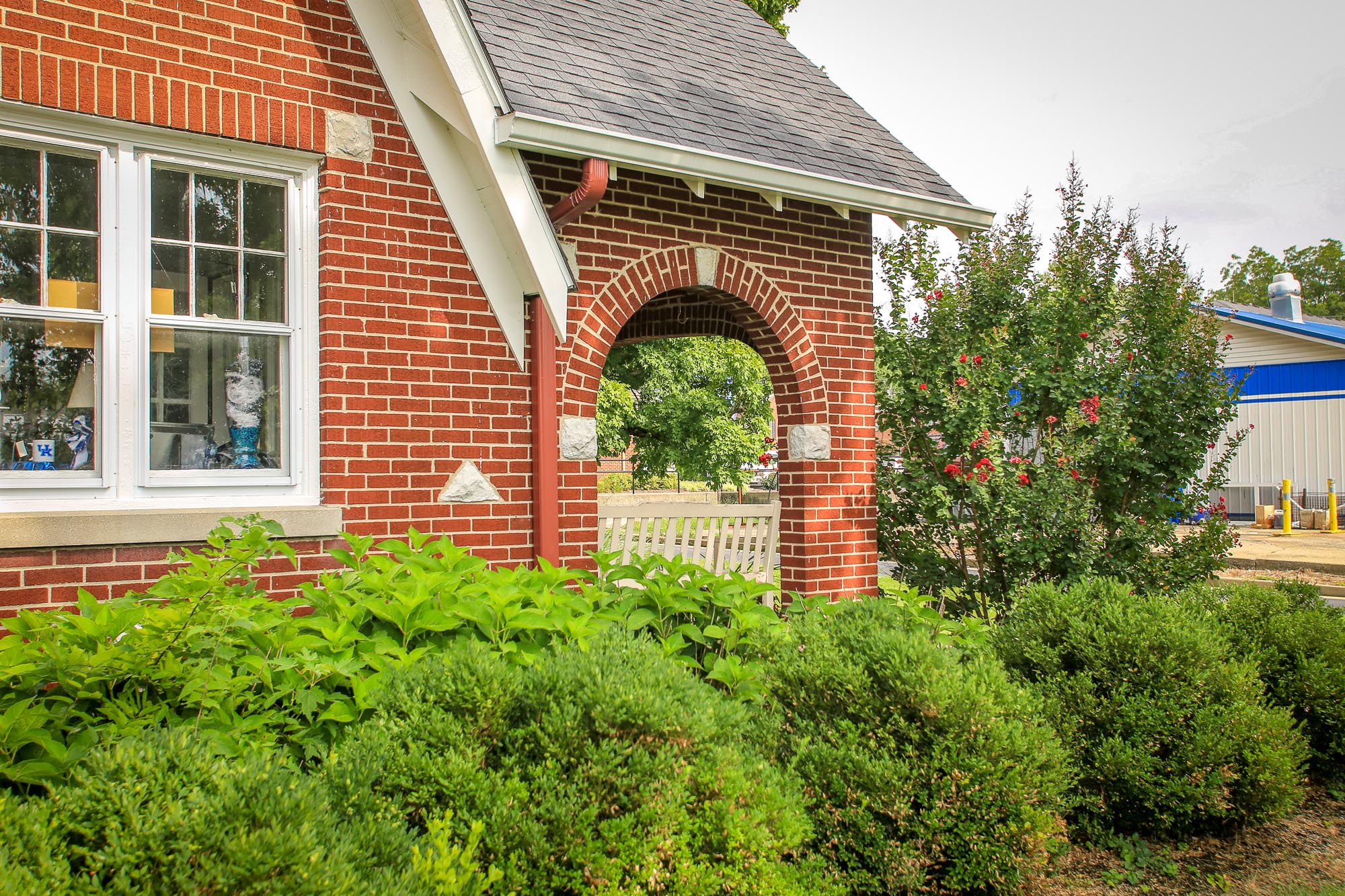 Beautiful Brick and Stone Cottage with Floral Shop