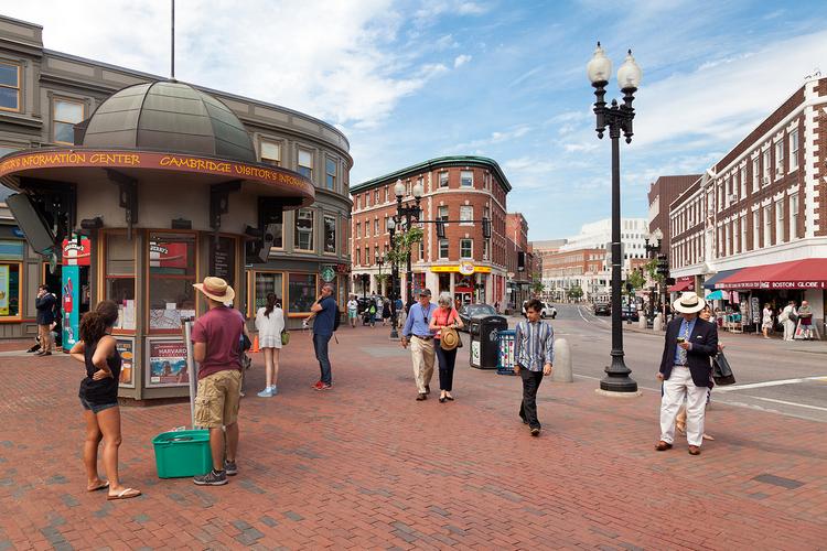 Mid-Cambridge Harvard Square