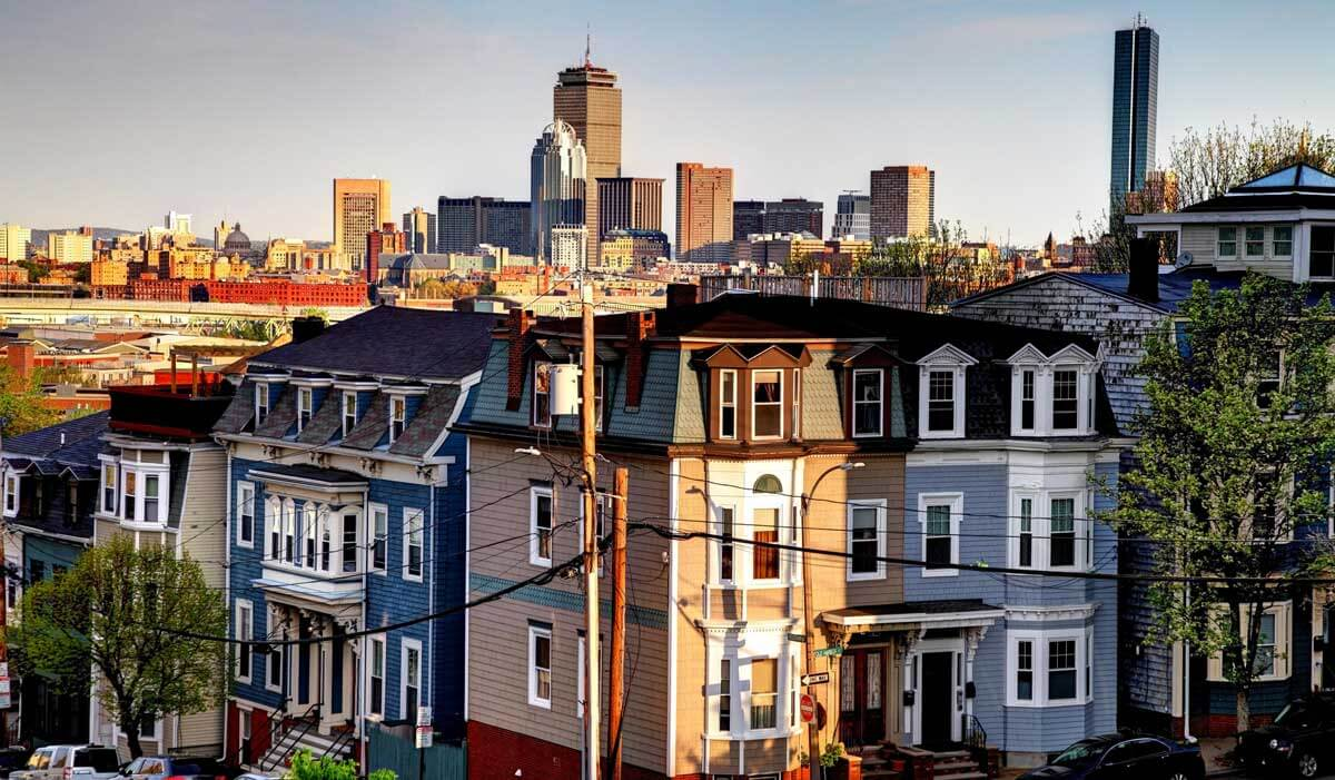 Southie homes