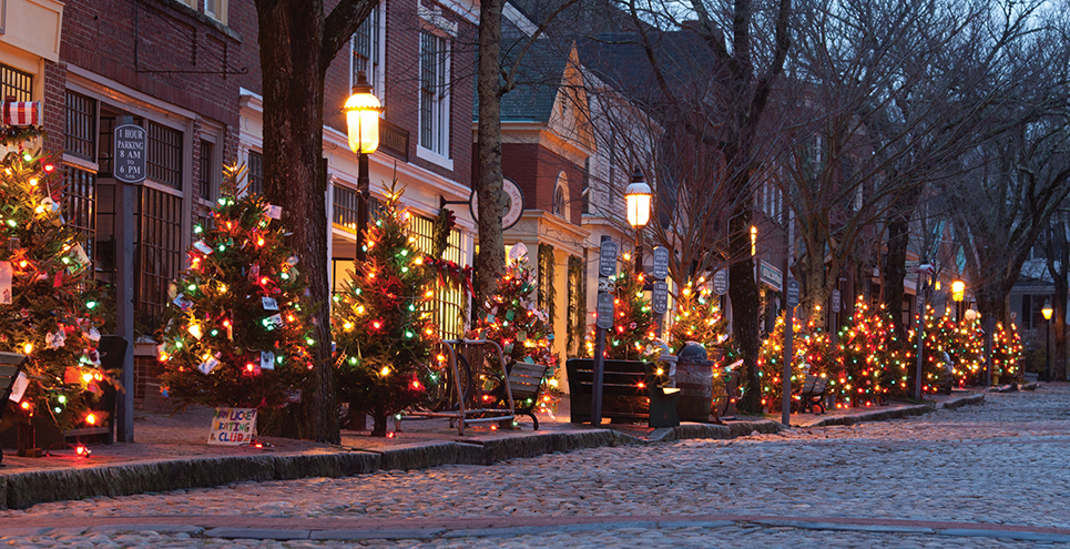 Boston Holidays
