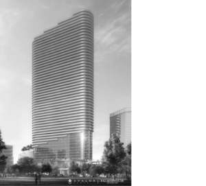 Preliminary Design for 400 Central Ave. Tower