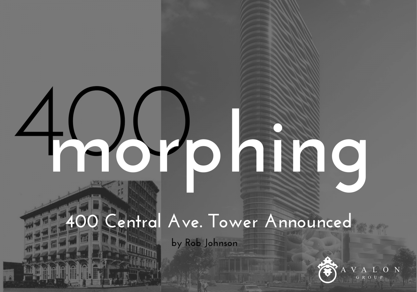 400 Central Ave. St Petersburg Tower