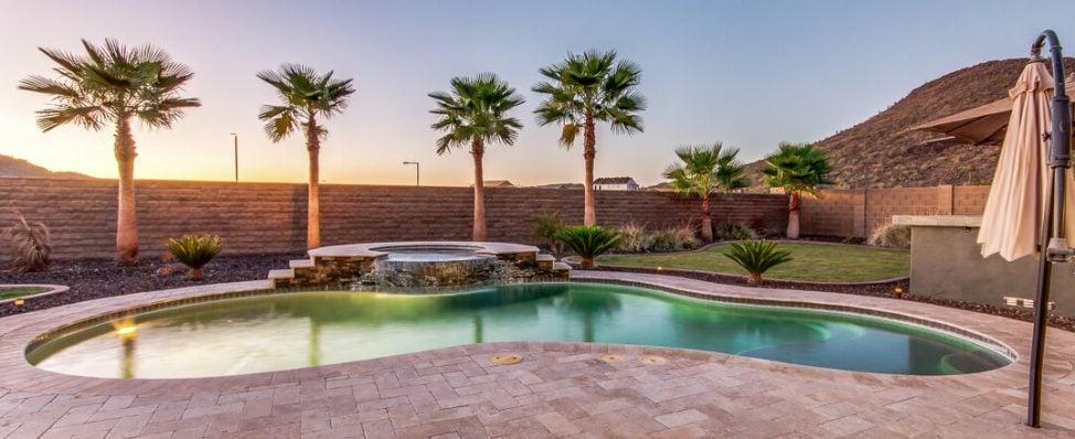 Chandler Pool Homes